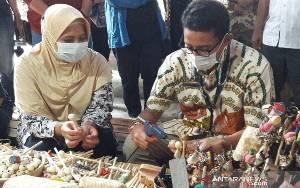 Sandiaga Uno: Kirimkan Produk Ekraf Sebagai Pengganti Mudik