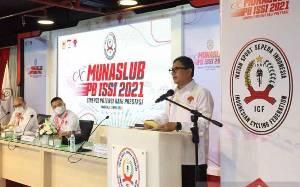 Kapolri Listyo Sigit Prabowo Pimpin PB ISSI 2021-2025