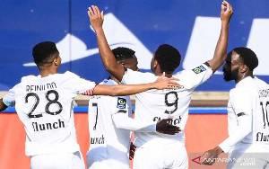 Lille Tundukkan PSG dalam Laga Perebutan Puncak Klasemen