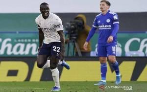 Manchester City di Ambang Juara Setelah Bekuk Leicester 2-0