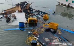 2 Meninggal dalam Kecelakaan Kapal Rombongan Bupati Buton Selatan