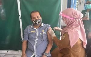 Anggota DPRD Gunung Mas Imbau Masyarakat Dukung Vaksinasi Covid-19