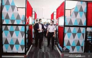 Bandara Tjilik Riwut Dilengkapi Fasilitas Menginap