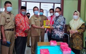 Unsur Pimpinan DPRD Kobar Kunker ke Palangka RayaIngin Mengadopsi Pengelolaan RPH