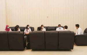5 Orang Nakes NSI Akan Bertugas di Barito Utara