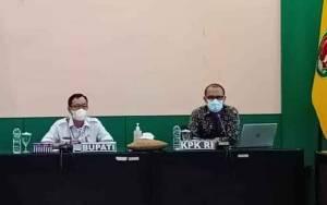 Bupati Katingan Buka Rakor Program Pencegahan Korupsi