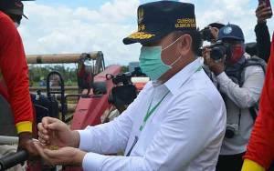 Gubernur Kalteng Minta Sosialisasi dan Pengawasan Protokol Kesehatan Harus Terus Digencarkan