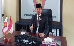 DPRD Dukung Pemkab Kotim Ambil Alih Pasar Mangkikit