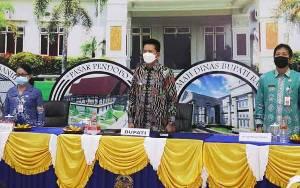 Bupati Barito Utara Ikuti Musrenbang RKPD Provinsi Kalimantan Tengah