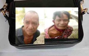 Polresta Palangka Raya Bekuk 2 Residivis Kambuhan di Katingan