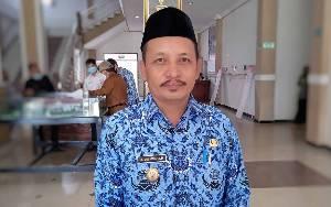 Wakil Bupati Barito Timur Ingatkan Jemaah Salat Tarawih Terapkan Protokol Kesehatan