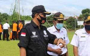 Wakil Bupati Katingan Minta Masyarakat Turut Cegah Karhutla