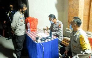 Bantuan Kemanusiaan dari Polda Kalteng untuk NTT Tiba di Polda Bali