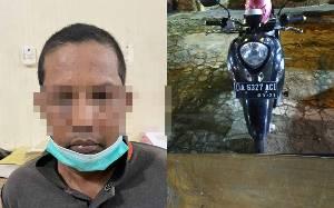 Pengungkapan Tersangka Pencurian Motif Pecah Kaca di Muara Teweh Berawal dari Rekaman CCTV
