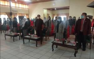 IBI Kabupaten Gunung Mas Gelar Muscab III