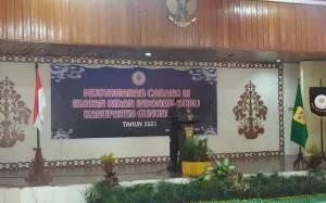 Bidan di Kabupaten Gunung Mas Diingatkan Agar Senantiasa Junjung Kode Etik