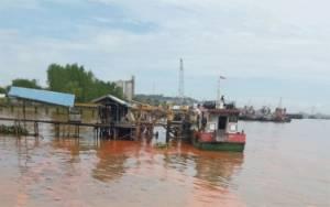 Kapal Bermuatan Minyak Sawit Tenggelam, 1 Korban Hilang