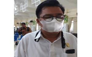 WaketI DPRD Pulpis Minta Kepala SOPD Tegas Kepada Pegawainya Dalam Penerapan Prokes