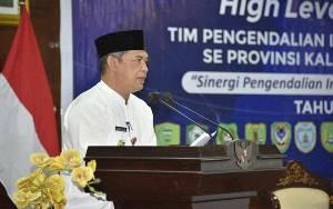 Pemprov Imbau TPID Kalteng Antisipasi Stabilitas Harga