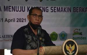 BUMDes Kalteng Dinilai Masih Lemah di Sektor Tata Kelola Kelembagaan dan Keuangan