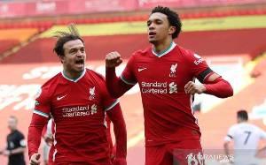Liverpool Akhirnya Menang Lagi di Anfield
