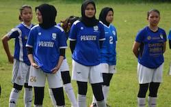 FIFA Beri Masukan untuk Akademi Persib Putri