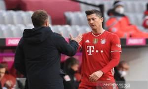 Lewandowski Kembali Berlatih Bersama Bayern Muenchen