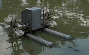 KKP Ciptakan Kincir Air Tambak Hemat Energi
