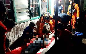Pemuda 19 Tahun Tenggelam di Desa Pantai Kapuas Barat Ditemukan Tewas