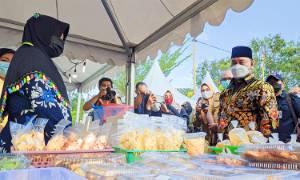 Pasar Ramadan di Sampit Akan Ditutup Jika Banyak Pelanggar Protokol Kesehatan