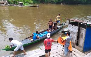 Pria Ditemukan Tewas di Sungai Desa Tanah Haluan Kotim Sudah 3 Hari Kabur dari Rumah