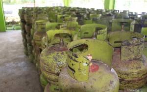 Harga Gas Bersubsidi di Palangka Raya Tembus Rp 38.000 per Tabung
