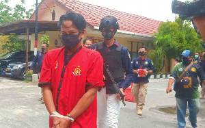 ASN Pulang Pisau Ditangkap karena Terlibat Narkoba