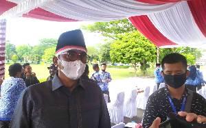 Ketua DPRD Palangka Raya Minta Inspektorat Tingkatkan Pengawasan ASN saat Libur Lebaran
