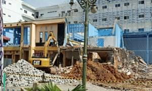 Gedung Poli Eksting RSUD Muara Teweh Dibongkar Sesuai Standar dan Kajian Kelayakan