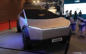 Prestige Bawa Tesla Cybertruck dengan DP Hanya Rp 100 Juta