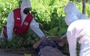 Sesosok Mayat Ditemukan Tewas di Jalan Tatar Sampit