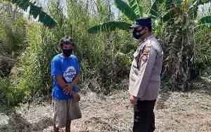 Polsek Seruyan Hilir Tingkatkan Patroli di Wilayah Rawan Karhutla