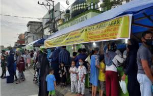 DPRD Kobar Sarankan Perlu Ada Pengaturan Pasar Wadai Dadakan