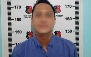 Polisi Tangkap Tersangka Penggelapan Tisu dan Susu di Sampit