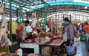 Penjualan Daging Sapi di Pangkalan Bun Meningkat
