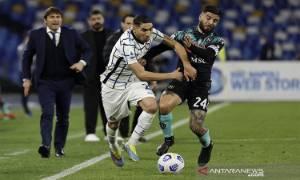 Napoli Jegal Inter dalam Perburuan Gelar