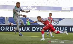 Monaco Pangkas Jarak dari Puncak Setelah Cukur Bordeaux 3-0