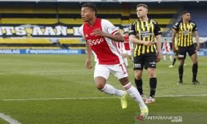 Ajax Juara Piala KNVB Beker