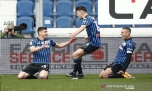 Atalanta Pecundangi Juventus, Milan Kembali Dekati Inter