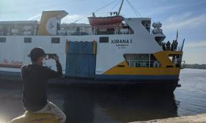 Angkutan Logistik Diperbolehkan Melintasi Jalan Dalam Kota, DLU Kembali Buka Pelayaran di Sampit