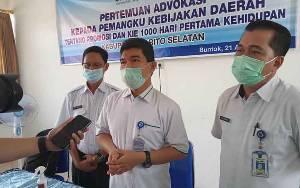 BKKBN Kalteng Diskusikan Penanganan Stunting di Barito Selatan