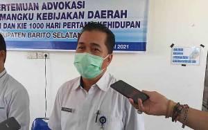 21 Desa di Barito Selatan Jadi Lokus Intervensi Pencegahan Stunting