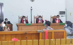 Sidang Lanjutan Kasus Korupsi PDAM Kapuas Ditunda Gara-gara ini