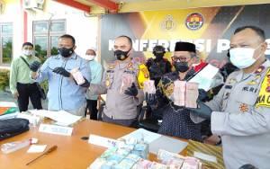 Polisi Amankan Pelaku Pencurian Uang Rp 1, 2 Miliar, ini Tanggapan Pimpinan Koperasi BMT UGT Nusantara
